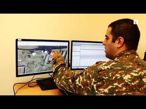 Армянские миротворцы. Учебный центр