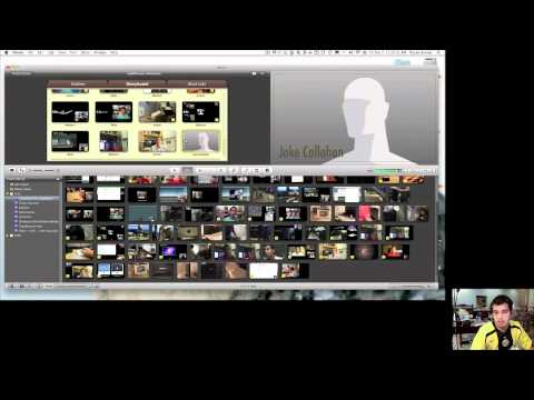 how to create a trailer in imovie