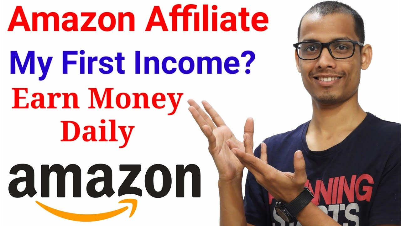 Amazon affiliate marketing Tutorial (Part 1)