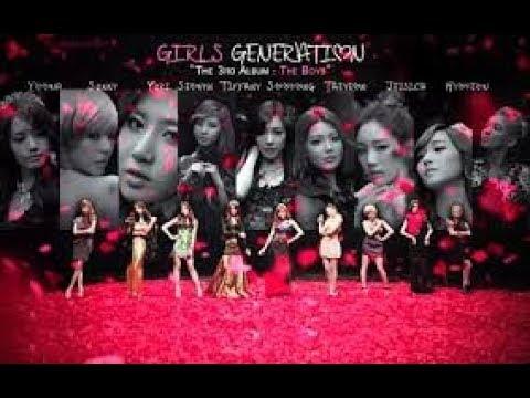 Girls' Generation 소녀시대 THE BOYS [Download Link]