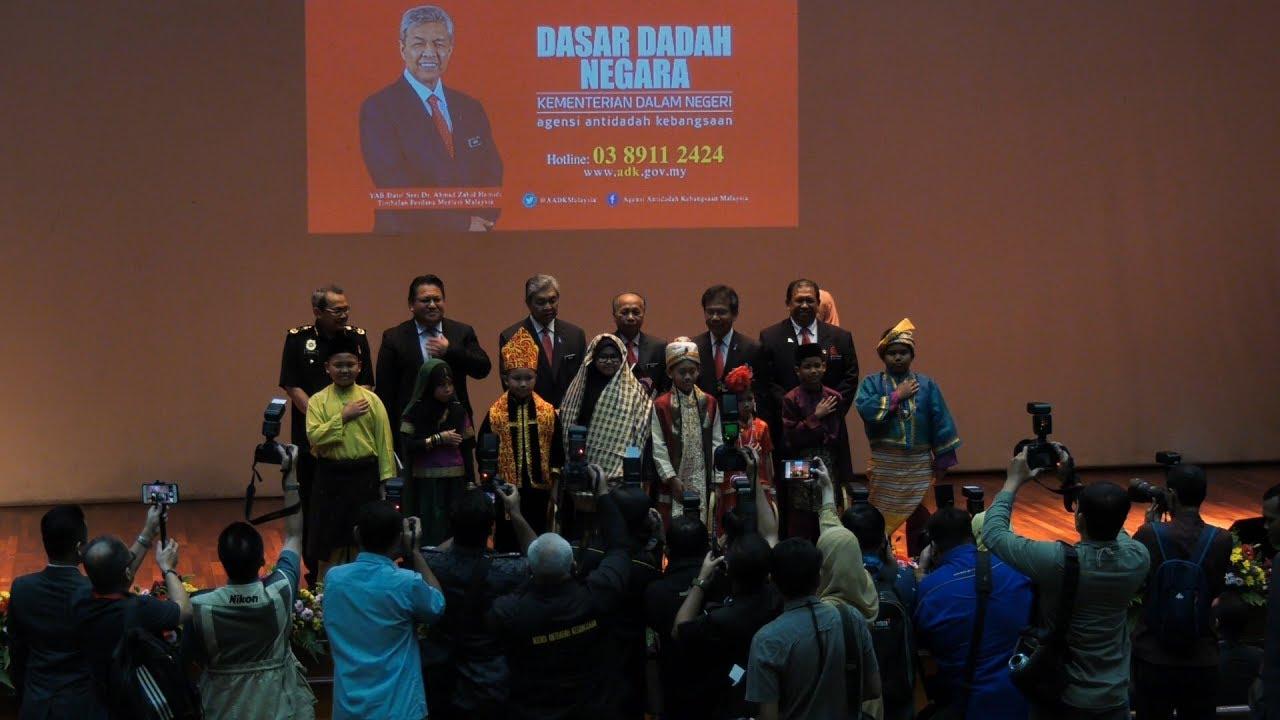 Zahid: Malaysia will not emulate Durtete's anti-drug campaign