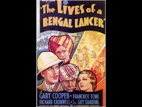 'The Lives of a Bengal Lancer' review