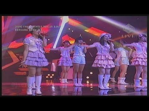 JKT48 - Gomen Ne Summer @ IMB TRANS TV [13.05.12]