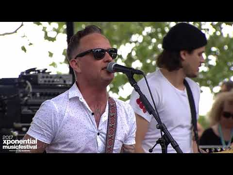 "Dave Hause - ""We Could Be Kings"" (XPoNential Festival 2017)"