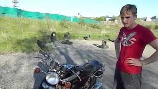 КОНКУРС 2014: Jawa 350/634