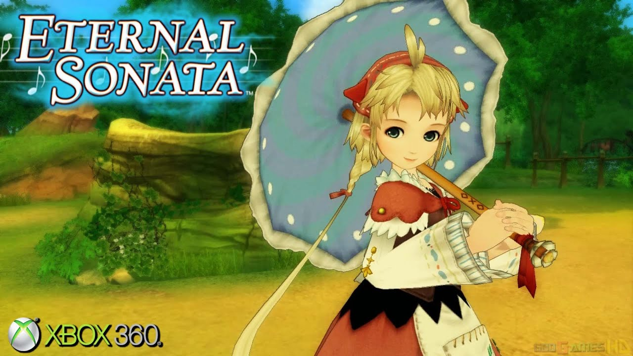 Eternal Sonata  – Xbox 360 / Ps3 Gameplay (2007)