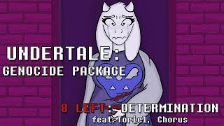 Undertale Genocide Package - DeTermination