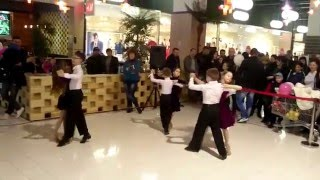 Quick step...Braila Mall-Style Dance Braila