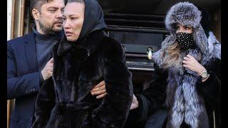 Твоя обитель – холодная земля! Вдова Грачевского обратилась к умершему мужу – 9 дней. Все в шоке