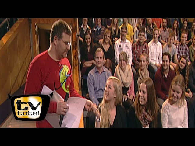 Elton hat die Spendierhosen an - TV total