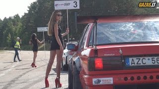 Highlights of Autoplius Fast Lap race 2014 - Event 4 in Nemuno Žiedas circuit