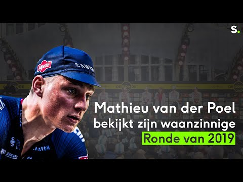 """Mathieu van der Poel herbeleeft Ronde van Vlaanderen 2019: """"Extra pijnlijk als ik beelden zie"""""""