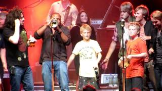 Counting Crows - Hanginaround - Wolf Trap 2012