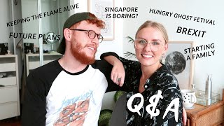 Is Our Future In Singapore? 👀 Answering Your Questions About Us! Q&A