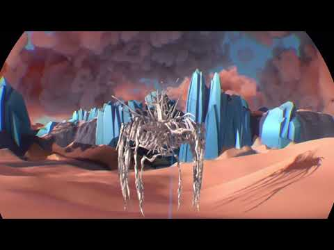 Paper Beast PSVR fun with paper and Taz |