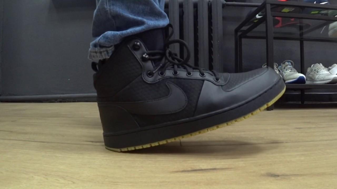Paradoja Tomar represalias Es barato  ONFEET Nike Ebernon Mid Winter
