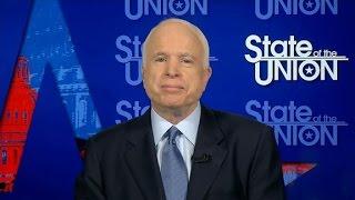 Tapper to McCain: Will Trump strike N. Korea?
