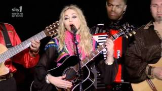 Madonna - You Must Love Me/Don't Cry For Me Argentina (Sticky & Sweet Tour in Buenos Aires)