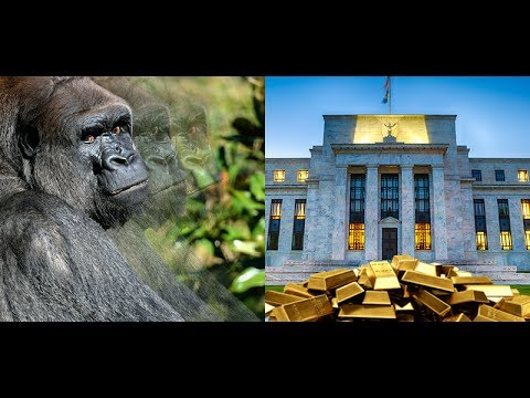 "The Fed and Gold Prices: Don't Miss the ""Invisible Gorilla"""