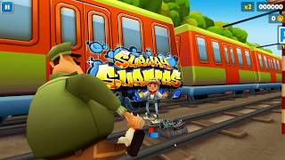 Subway Surfers Gameplay PC - First play thumbnail