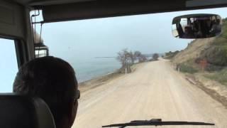ANZAC Tour 05 - Driving Coastline