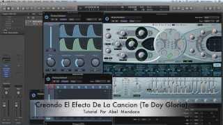Te Doy Gloria - Marco Barrientos (Tutorial De Teclados/Efectos) Por Abel Mendoza