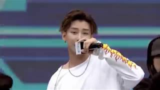 [UniCode][LIVE]170826 UNIQ Yixuan perform at Weibo Fans Festival