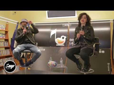 Intervista con Nesli & Alice Paba (Discoteca Laziale - Roma)