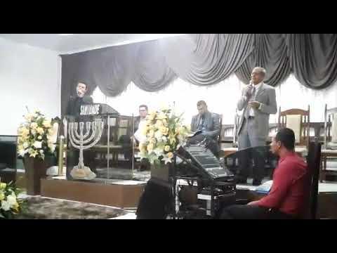 Hino Deus Prova de Daniel e Samuel na voz de Silvane & Paulino