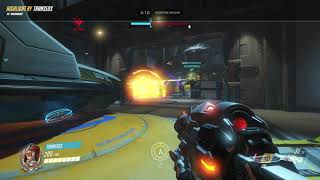 Widowmaker Vs. Baptiste  Ulting Soldier 76  Amp Matrix Overwatch