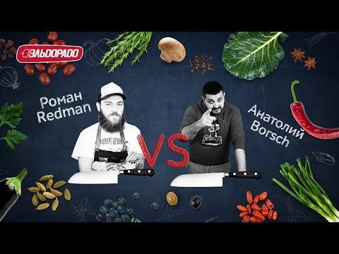 Готовим блины с капустой и куриной колбасой и чечевицу с овощами - «Лучший на кухне» (S01E05)