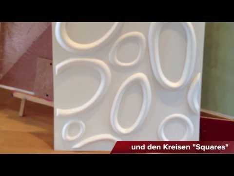 Wandgestaltung mit 3D Wandpaneell und Cavallo GmbH