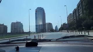 Часть 5. Самый честный таксист Баку Азербайджан. 2019 год.Путешествие на восток.