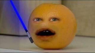 *JOKE* Annoying Orange Star Wars Trailer thumbnail