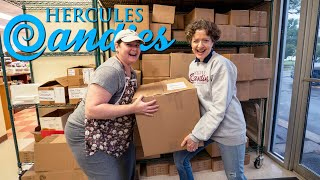Mondays Are Shipping Days At Hercules Candy! (Day In The Life Vlog)