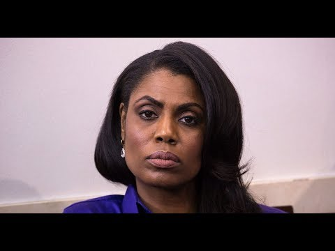 Omarosa FIRED from position as 'The Black' in the Trump Administration