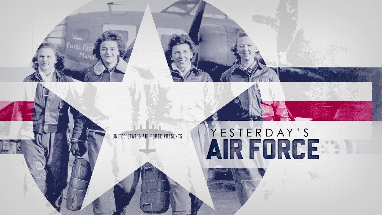 Yesterday's Air Force • WWII Heavy Bombardment