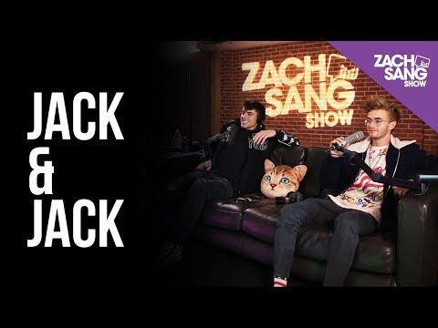 Jack & Jack Talk Beg Logan Paul &
