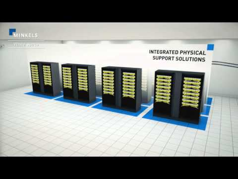 Minkels & Legrand Integrated Data Centre Solutions