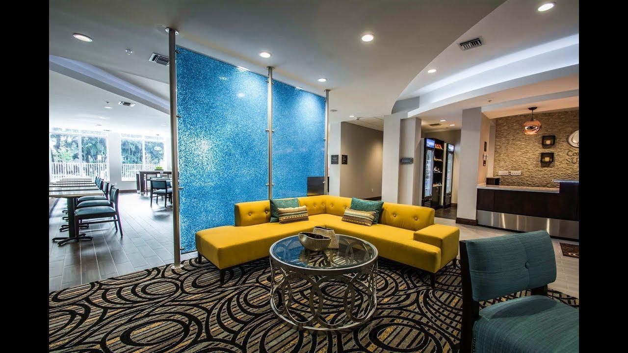 Comfort Suites Fort Lauderdale Airport South Cruise Port Dania Beach Hotels Florida