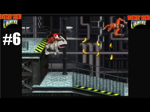 Donkey Kong Country part 6: Industrial Disease