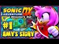 Sonic Adventure DX PC - (1080p) Part 1 - Amy's Story