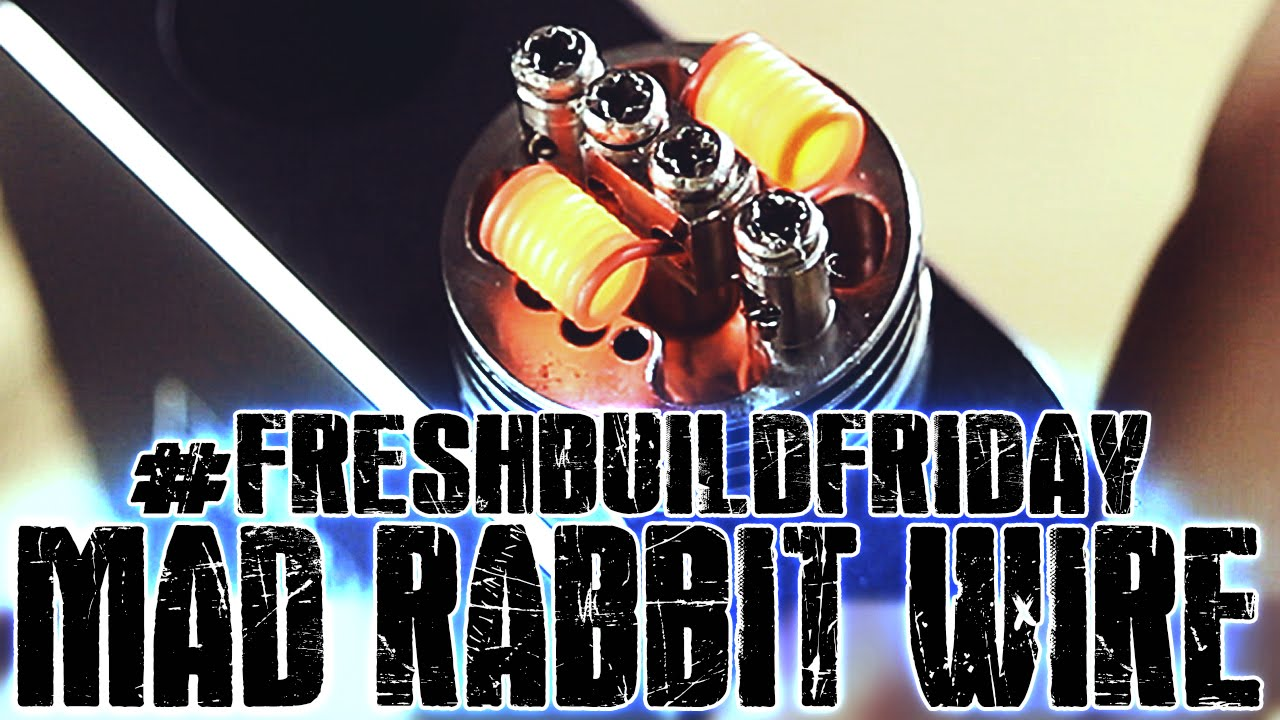 Fresh Build Friday - Mad Rabbit Wire Review/Build - YouTube