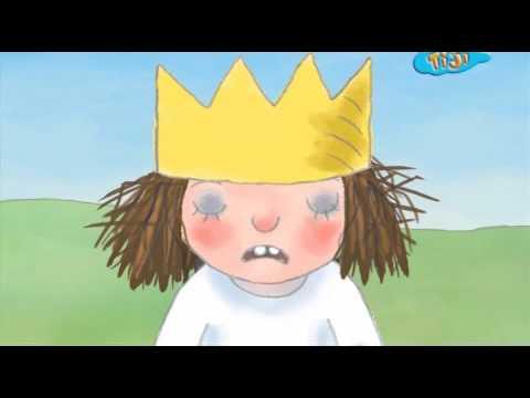 Мультик Маленькая принцесса - Не хочу я прибирать 013
