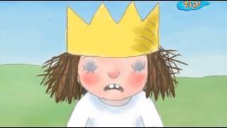 Мультик Маленькая принцесса - Я не хочу причёсываться 010