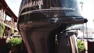 Présentation du moteur hors-bord Yamaha F200