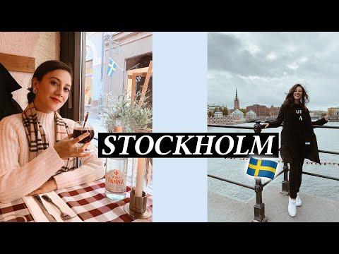 Stockholm Sweden Vlog