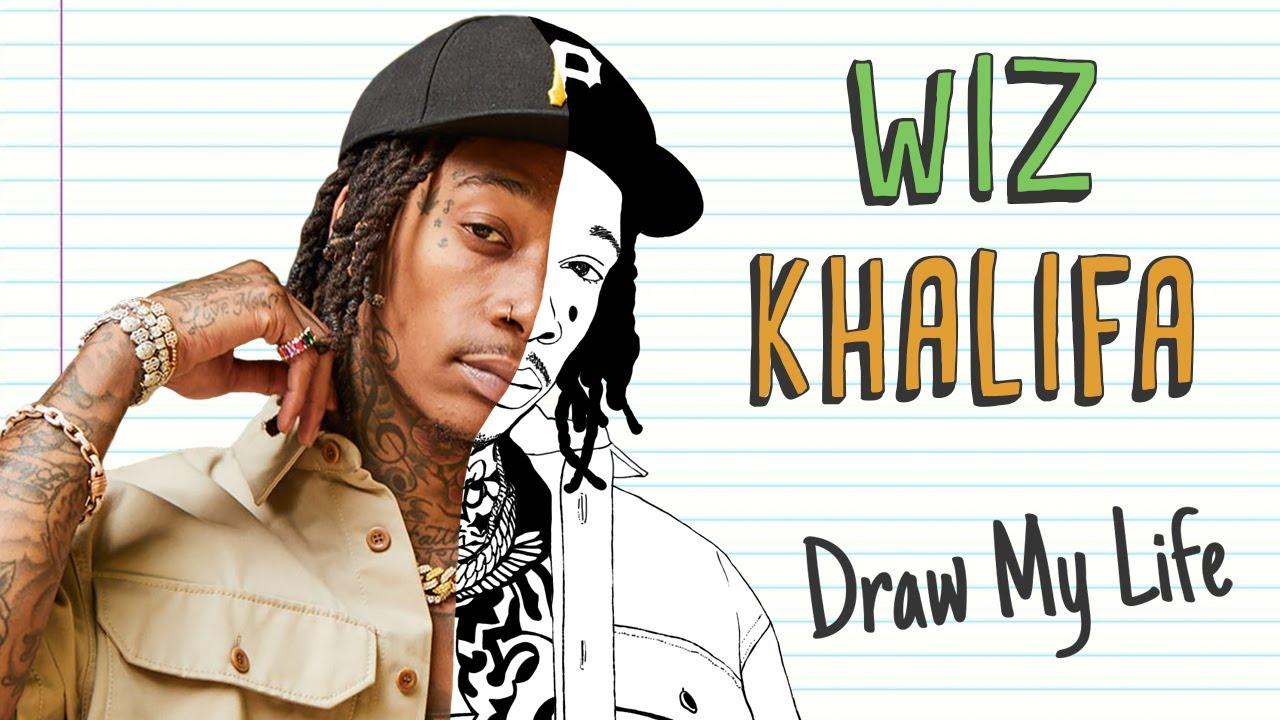WIZ KHALIFA | Draw My Life