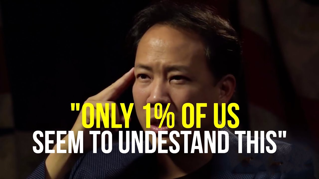 JIM KWIK: Why Only 1% of People Succeed in this World