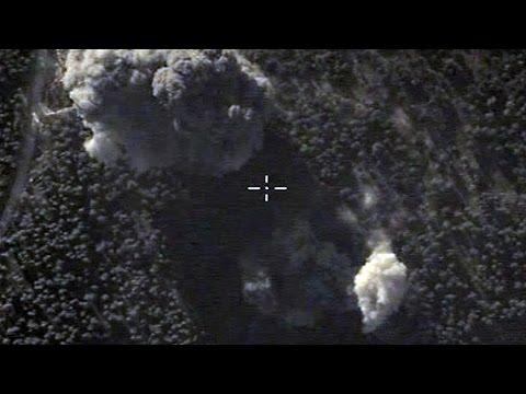 Lunes negro para el Estado Islámico: Rusia destruye base donde se ocultaban jerarcas terroristas